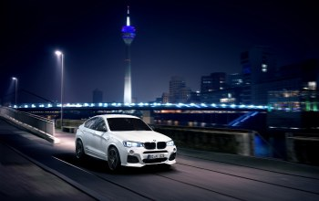 Bmw,nigth,x4,ac-schnitzer,Germany,Speed