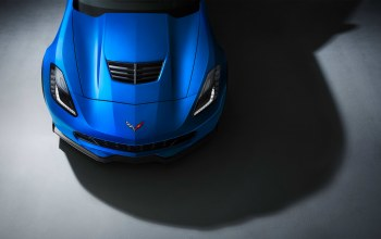 Color,ligth,blue,studio,corvette,z06,Muscle,chevrolet,car