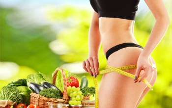 female figure,healthy food,exercise,diet