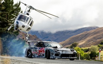 mad mike,helicopter,rx7,mountain,Mazda,дрифт