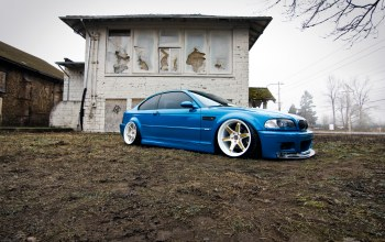 blue,wheels,M3,Bmw