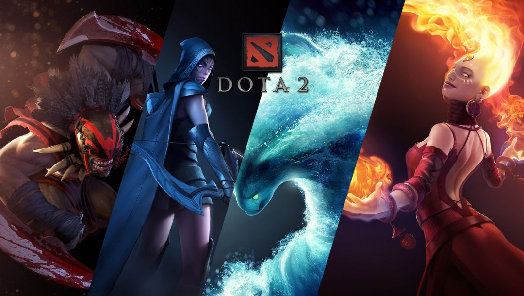 Defense of the ancients,morphling,bloodseeker,traxex,lina inverse
