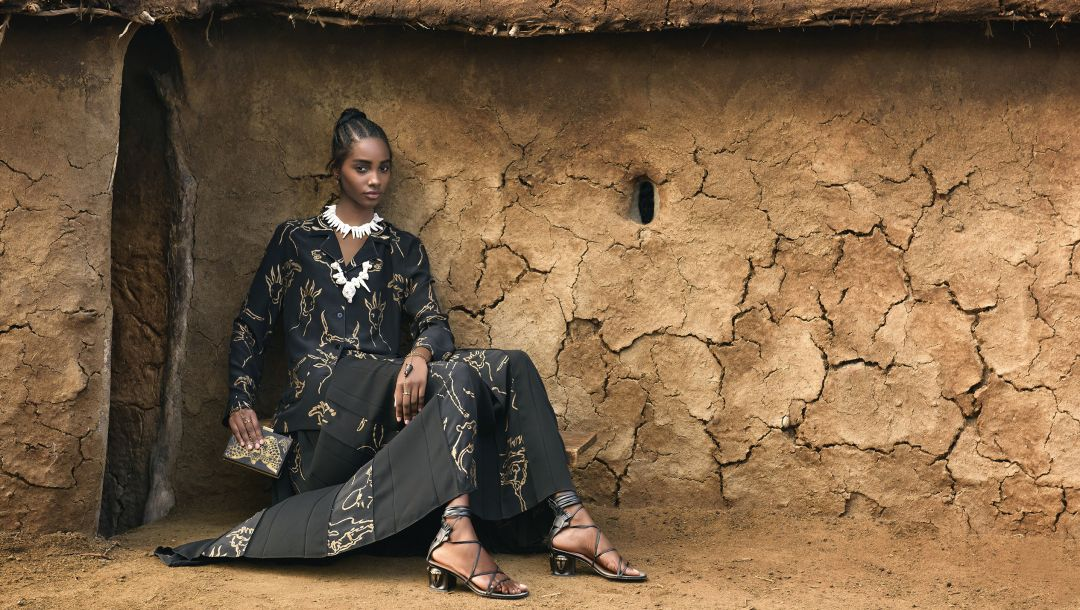 spring,steve mccurry,Valentino,африка,2016,campaign,summer