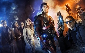 Caity lotz,characters,the atom,brandon routh,ray palmer,Legends of tomorrow,sara lance