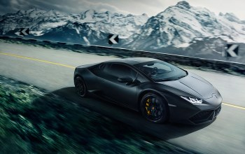 mountain,Lamborghini,Speed,Road,supercar,lp640-4