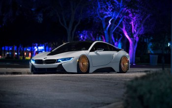 rotiform,wheels,White,low,Bmw,custom,i8,ligth