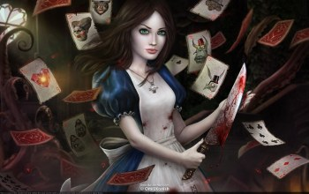 Alice,madness,returns