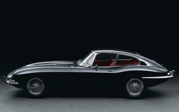 вид сбоку,e-type,1961,Jaguar
