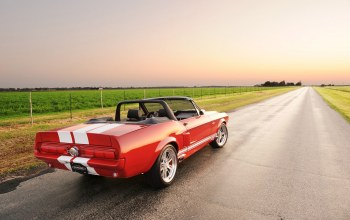 Classic recreations,convertible,500cr,shelby,форд