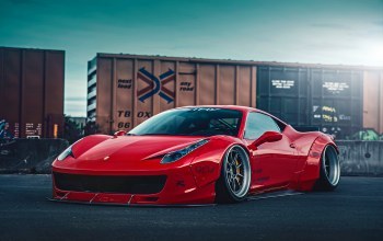 liberty,458,Red,kit,body,italia,walk