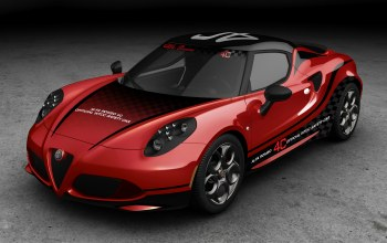 design edition,Alfa romeo 4c,official wtcc safety car