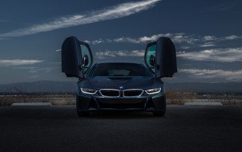 doors,sky,Bmw,Collection,i8,car,customs