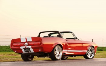 Classic recreations,convertible,shelby,форд,500cr