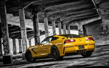 ruffer performance,c7,2015,corvette,корвет,chevrolet,stingray,hpe700,шевроле