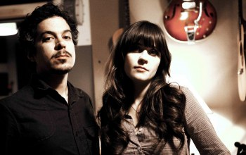 matthew ward, zooey deschanel,She & him,indie pop