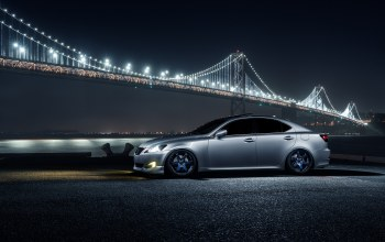 bridge,lexus,car