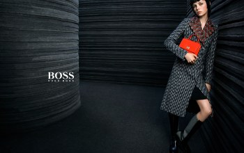 hugo boss,edie campbell,Эди кэмпбелл,показ