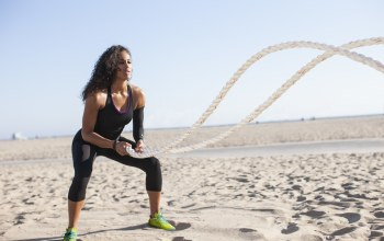 training,ropes,beach,sand,weight,ropes