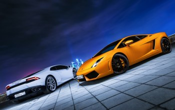 car,nigth,moscow,Lamborghini,ligth,photo