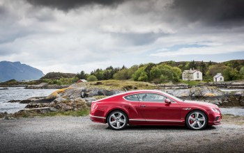 2015,bentley,континенталь,continental,Speed
