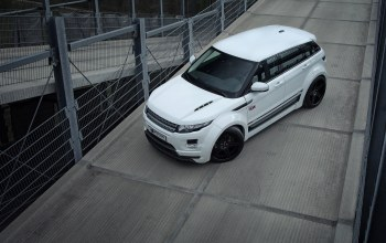pd650,рендж ровер,Prior-design,range rover,evoque