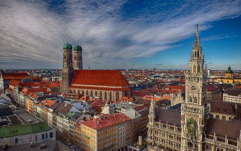 Bavaria,Germany,marienplatz,frauenkirche,Munich,munich town hall,мюнхен,бавария