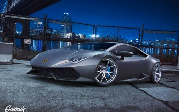 Lamborghini,nigth,wheels,lp640-4,hre,supercar,by gurnade,grey