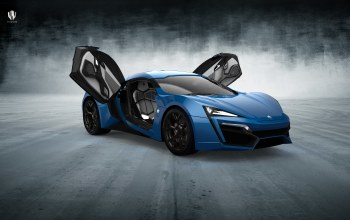 синий,w motors,hypersport,Lykan