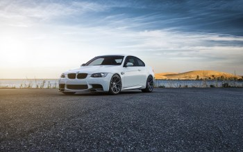 White,vorsteiner,M3,wheels,forged,Color,flow,Bmw,car