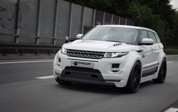 тюнинг,pd650,вид спереди,range rover,evoque,Prior-design