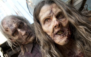 zombies,the walking dead,woman