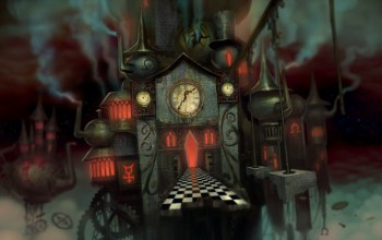 alice madness returns,american mcgees alice,алиса в стране чудес