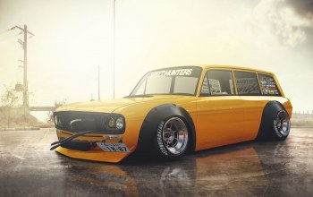 variant,f103,stance,car,low,yellow,hugo silva