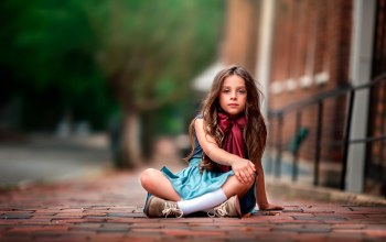 Девочка,локоны,child photography,Afternoon,bellevue avenue