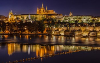 чехия,czech republic,карлов мост,Charles bridge,prague,vltava river