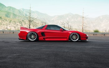 Red,nsx,1013mm,car