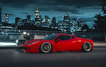 italia,kit,458,liberty,walk,Red,body