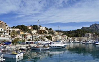 mallorca,майорка,balearic islands,spain,Port de soller,порт де сольер