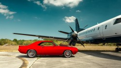 andrew link photography,Red,camaro,chevrolet,muscle car,plane