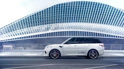 ac schnitzer,car,side,sport,range,White,rover,Germany,Land rover