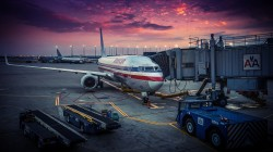 american airlines,chicago,Самолёт