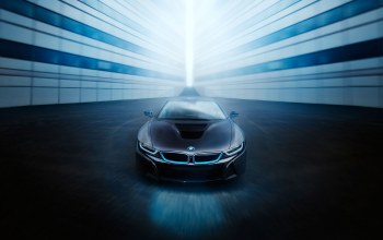 sport,i8,view,blue,car,ligth,Bmw