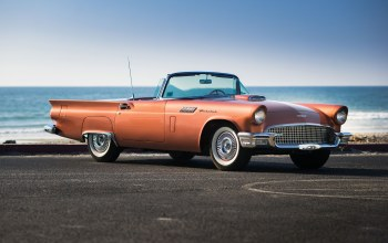 t-bird,1957,форд,supercharged,special,классика,Thunderbird
