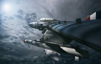 photoshop,Night hunter,composite,gloster javelin faw.9r