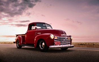 chevrolet,lunchbox photoworks,old,pickup,car