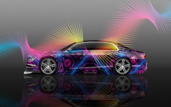 wallpaper,startech,Abstract,car,aerography,el tony cars,bentley,side,Tony kokhan