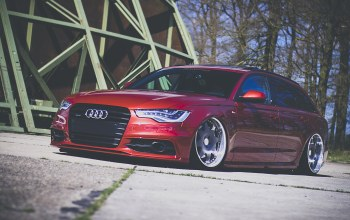 Red,stance,wagon