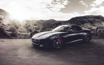fernandez world photography,f-type,чёрный,Jaguar,v8 s