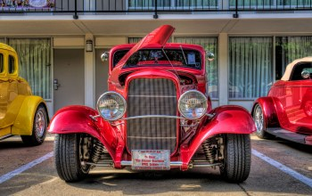 oldtimer,style,Red