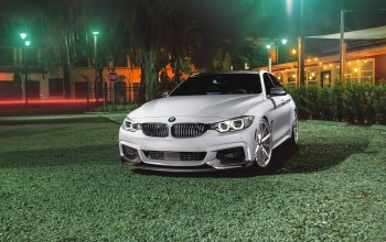 Bmw,vfs1,series,sport,car,grass,wheels,White